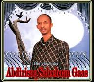 Sawirka Abdirisaq Gaas