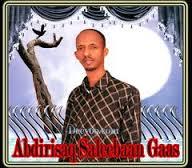 Abdirisaq Gaas