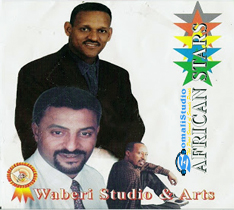 Sawirka African stars