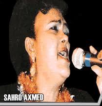 Sawirka Sahra Ahmed