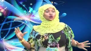 Sawirka Umi sharif ahmed